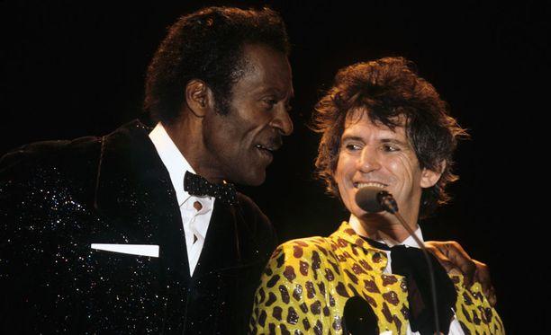 Vuonna 1986 Chuck Berry valittiin ensimmäisten muusikkojen joukossa Yhdysvaltain Rock and Roll Hall of Fameen. Mukana juhlassa oli The Rolling Stones -yhtyeen kitaristi Keith Richards, joka oli Berryn läheinen ystävä.