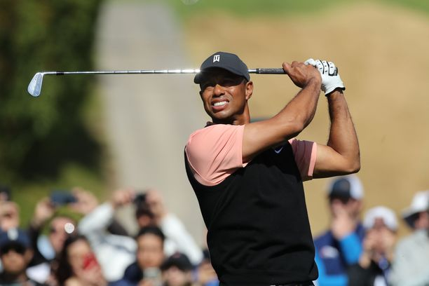 Tiger Woods on voittanu 15 major-turnausta.