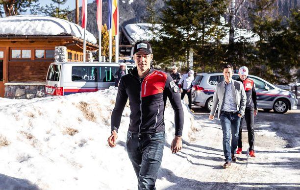 Itävaltalainen maastohiihtäjä Max Hauke on yksi veridopingin myöntäneistä urheilijoista. Kohu on sittemmin kasvanut koskemaan myös muita urheilulajeja.