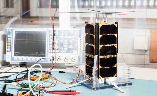 18. huhtikuuta Floridasta avaruuteen laukaistun Aalto-2:n matkan seuraava etappi lähestyy.