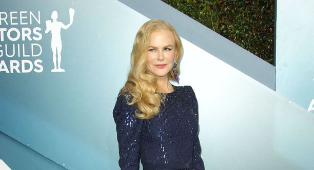 Nicole Kidman onnitteli sisartaan merkkipäivän johdosta.