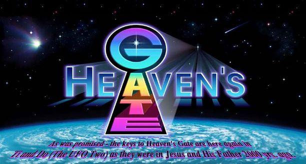 Heaven's Gate oli alun perin perustettu jo 70-luvulla, mutta 90-luvulle tultaessa siitä oli muodostunut internetvaikuttamisen pioneeri alallaan. Kuvakaappaus lahkon sivuilta.