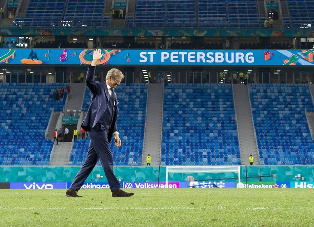Markku Kanerva myönsi, että hän yritti pitää vapaata jalkapallosta EM-turnauksen jälkeen.
