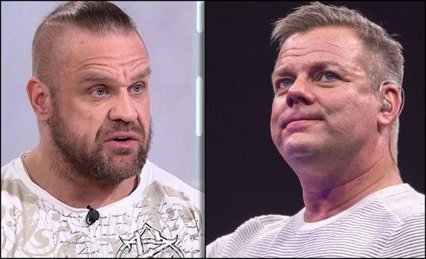 Itsekin amfetamiinikoukussa vuosia ollut Marko Savolainen on huolissaan Jari Sillanpään tilanteesta.