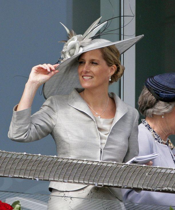 Prinssi Edwardin vaimo Sophie, Wessexin kreivitär.