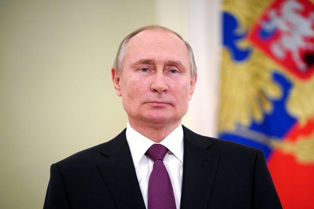 Putin on tarjonnut Sputnik V -rokotetta myös Eurooppaan.