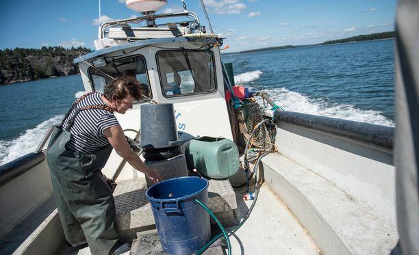 Esimerkiksi kalastajien lapsista tulee usein saman alan työntekijöitä kuin vanhemmistaan.