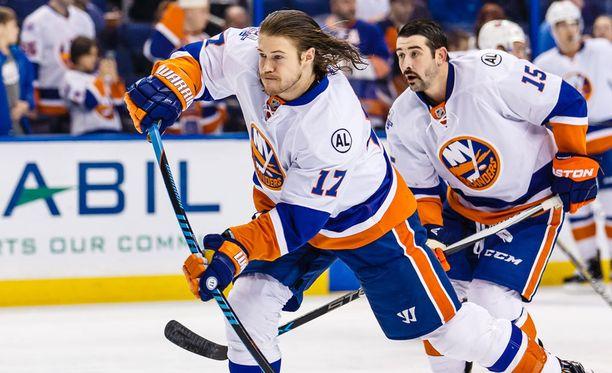 Matt Martin on New York Islandersin viidennen kierroksen varaus vuodelta 2008.
