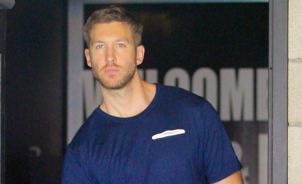 Calvin Harris on ollut viime aikoina otsikoissa erosotkustaan laulaja Taylor Swiftin kanssa.