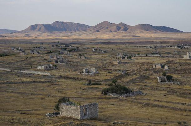Agdamin asukkaat pakenivat kodeistaan Vuoristo-Karabahin sodan alta 90-luvulla.