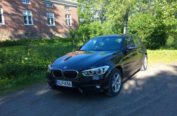 BMW:n muotokieli ei ehkä varsinaisesti sytytä, mutta kokemuksen mukaan se kestää hyvin aikaa.