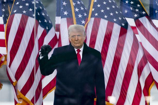 Donald Trumpin poliittinen perintö meni piloille hänen usutettuaan kannattajansa kongressiin.