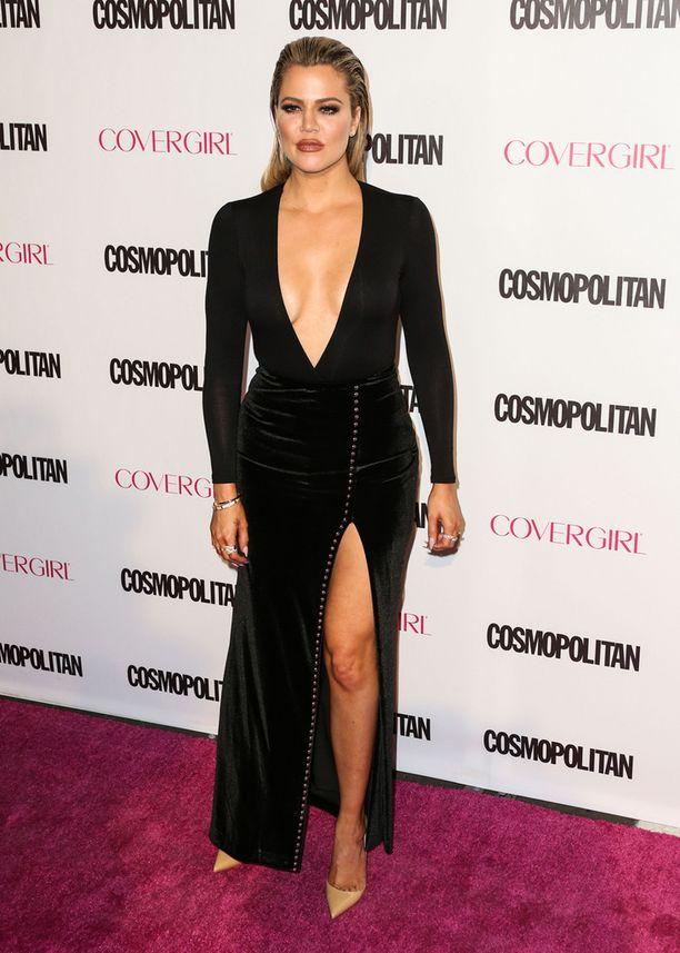 Khloe Kardashian kertoo, että kulunut viikko on ollut uskomattoman vaikea.
