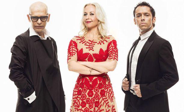 Tuomarit Jorma Uotinen, Krisse Salminen ja Jukka Haapalainen kertoivat Iltalehdelle, ketkä olisivat heidän toivelistallaan Tanssii tähtien kanssa -tähtioppilaiksi.