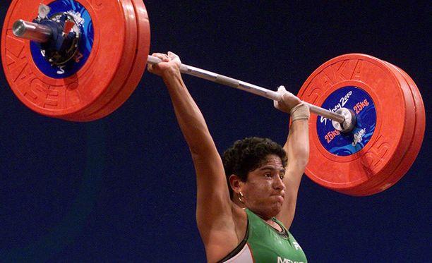 Soraya Jimenez oli merkittävä meksikolaisurheilija.