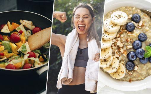 Tällä yksinkertaisella mallilla et kärsi nälästä, mutta paino laskee: älä tee aamupalamokaa, sanoo ravitsemusterapeutti