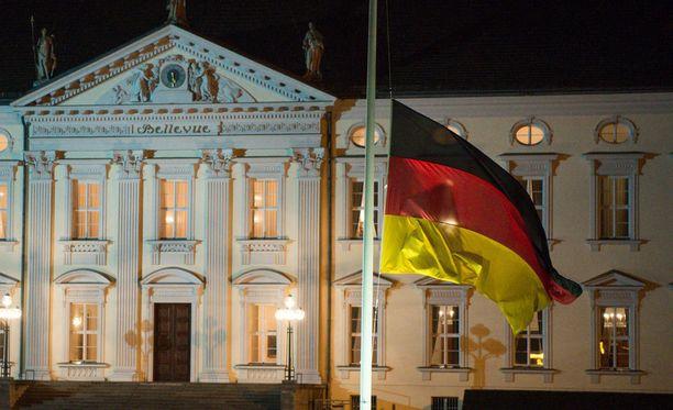 Saksalaisen pormestarin lipsahdus levisi julkisuuteen.