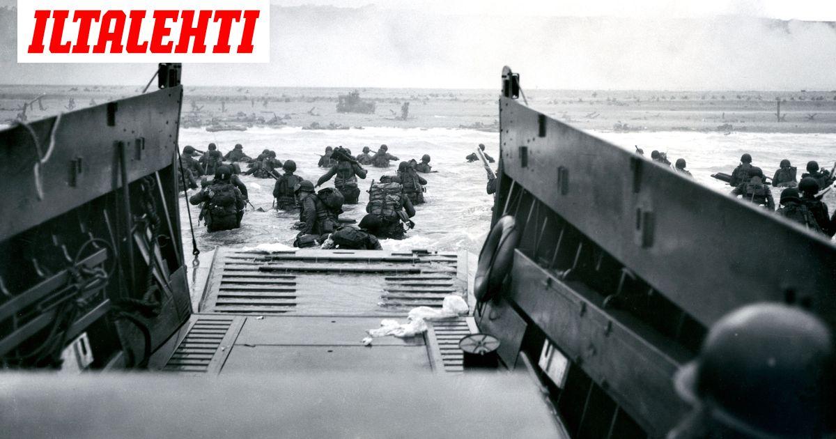 Normandian Maihinnousu Ja Euroopan Kohtalo Oli Yhden Saaennusteen