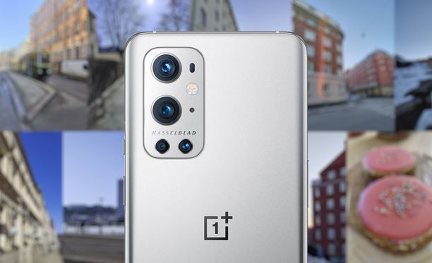 Testasimme Oneplus 9 Pron kameraa.