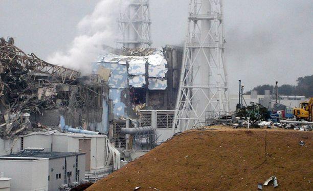 Fukushiman ydinvoimala kärsi pahoin Japnin historian voimakkaimmasta maanjäristyksestä.