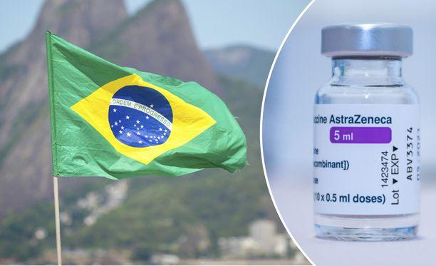 Astra Zenecan koronarokote näyttäisi tehoavan Brasilian virusmuunnokseen ilman rokotteen muokkaamista.