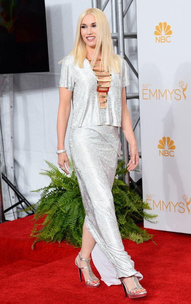 Gwen Stefanin hehkeä ulkonäkö saa pohtimaan: Miten hän sen tekee?