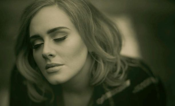 Adele julkaisee 20. marraskuuta uuden albuminsa.