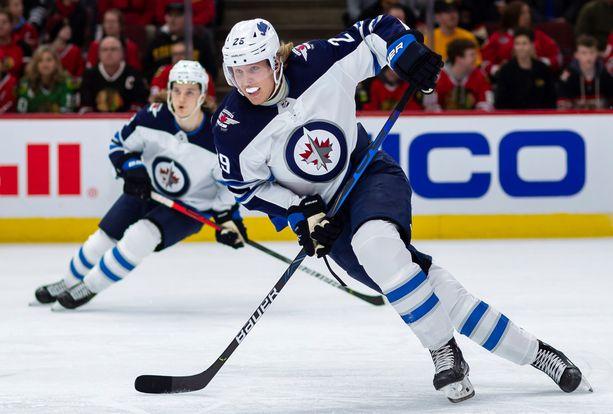 Jos Winnipeg Jets ei pääse NHL:n pudotuspeleihin, Patrik Laine on ainakin teoriassa vapaa edustamaan Suomea MM-kisoissa.