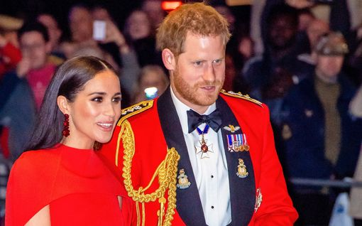 Kirjapaljastus: Prinssi Harry perusti salaisen Instagram-tilin seuratakseen Meghania