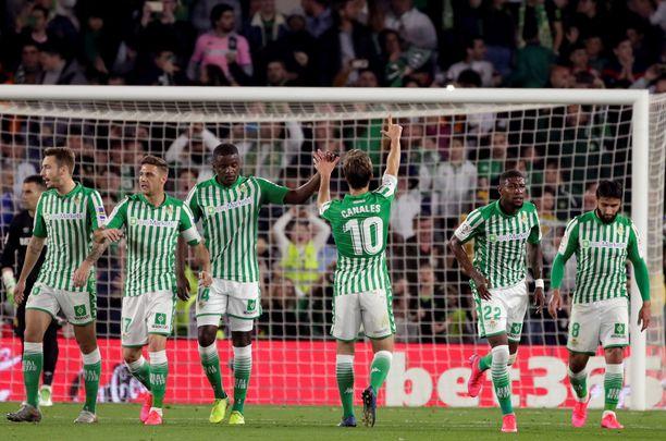 La Liga palaa tänään Sevillan derbyllä.