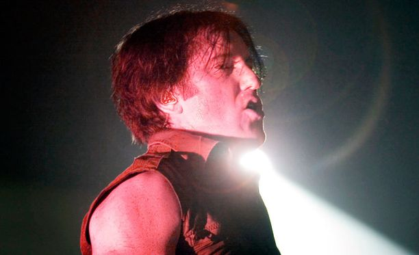 Nine Inch Nails Provinssirockissa.