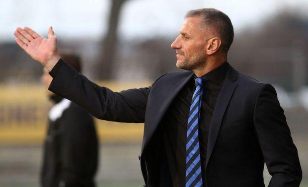 Shefki Kuqin valmentama Inter on aloittanut Veikkausliigan vaihtelevasti.