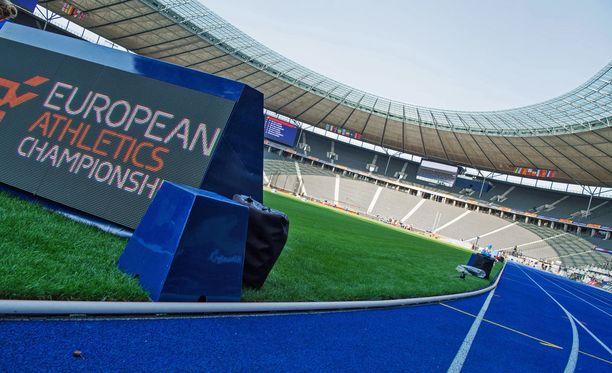 Jääkö Suomi ilman EM-mitalia Berliinin maineikkaalla olympiastadionilla?