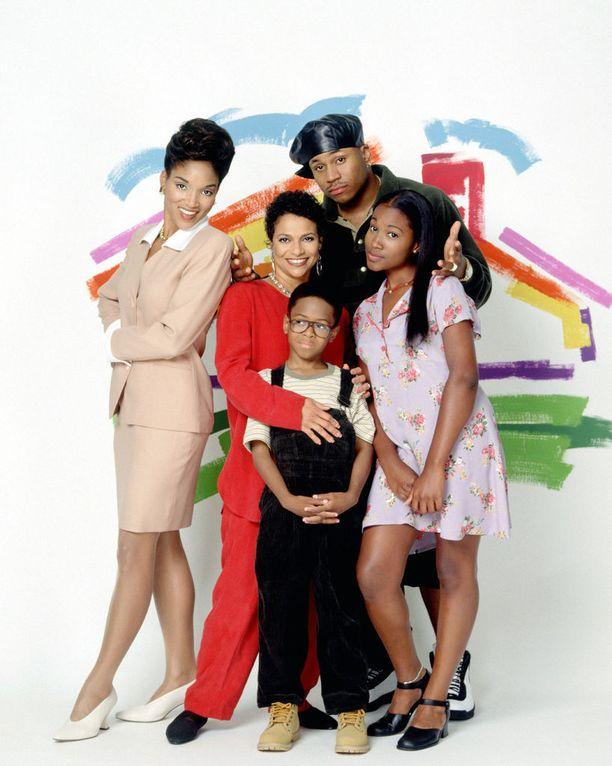 Campbell näytteli In the House -sarjassa vuosina 1995-1998.