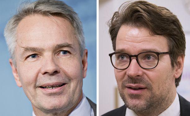 Vihreiden Pekka Haavisto ei ole enää vuoden 2024 presidentinvaalikisassa mukana, kirjoittaa Juha Keskinen.