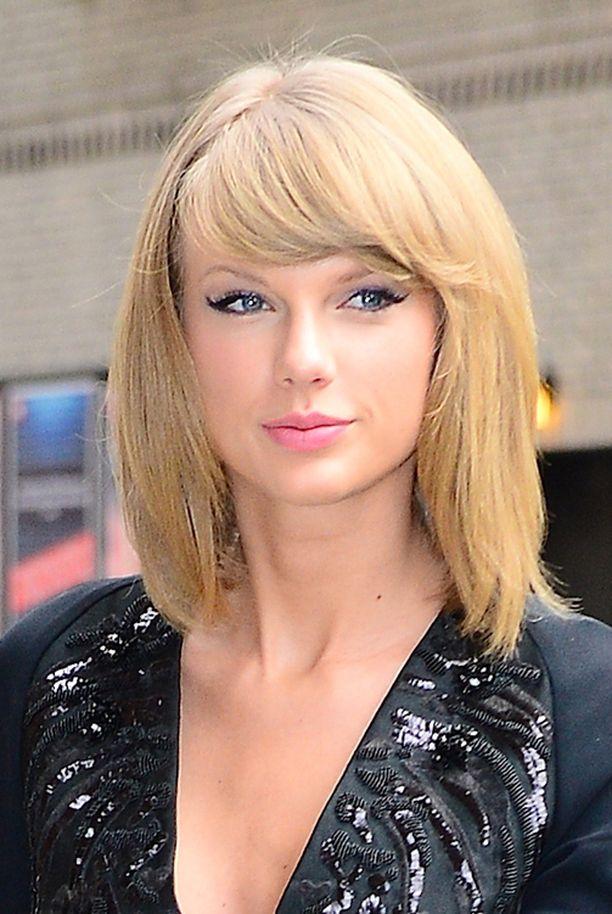 Taylor Swiftillä on ollut jo pitkään polkka.