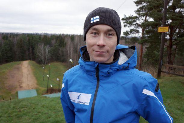 Janne Happonen kärsi jopa kohtuuttomasta epäonnesta, mutta mies ei ole katkeroitunut.