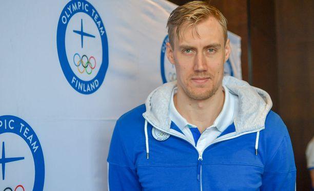 Marko Anttila ei päässytkään lentämään bisnesluokassa Etelä-Koreaan.