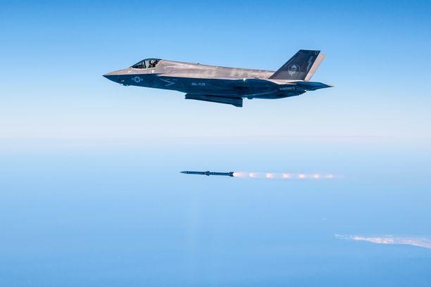 Vedonlyöntitoimisto uskoo F-35:n nousevan Suomen hävittäjähankinnaksi.
