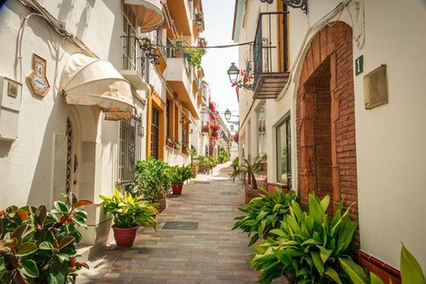 Marbellasta löytyy sekä luksusta että aitoa tunnelmaa.