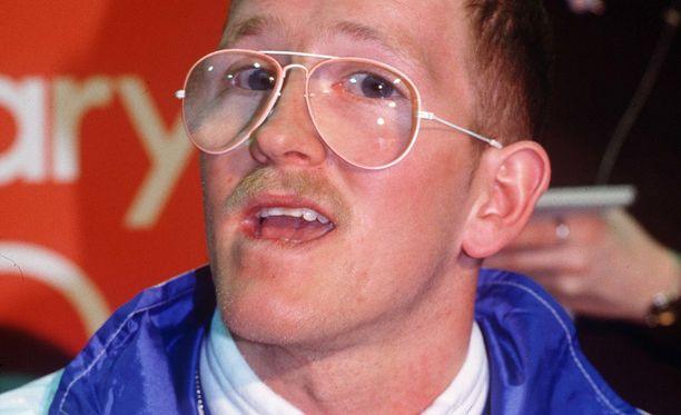 Eddie Edwards muistetaan persoonallisena mäkihyppääjänä.