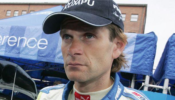 Toinen sija ei riitä Marcus Grönholmille, jos Sebastien Loeb sijoittuu kolmanneksi.