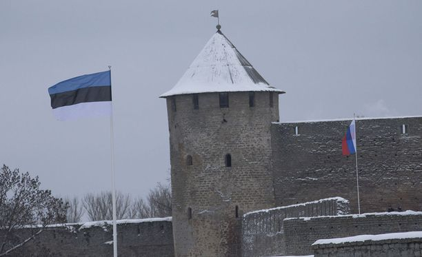 Venäjän ja Viron suhteet ovat olleet viime aikoina melko jäätävät.
