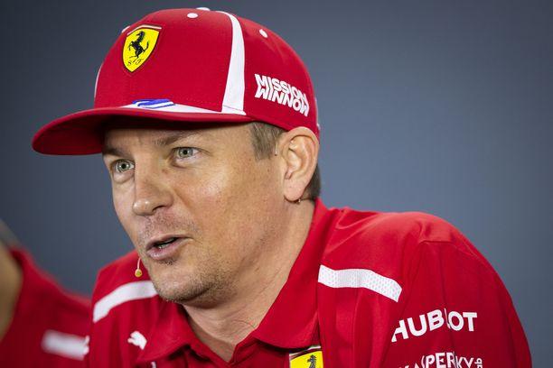 Kimi Räikkösen Ferrari-ura päättyy tänä viikonloppuna.
