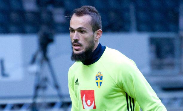 Emir Kujovic painaa tällä hetkellä 86 kiloa. Suunnitelmissa on noin 25 kilon lisäys.