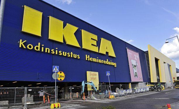Ikea haluaa laajentua Helsingin Koivusaareen.
