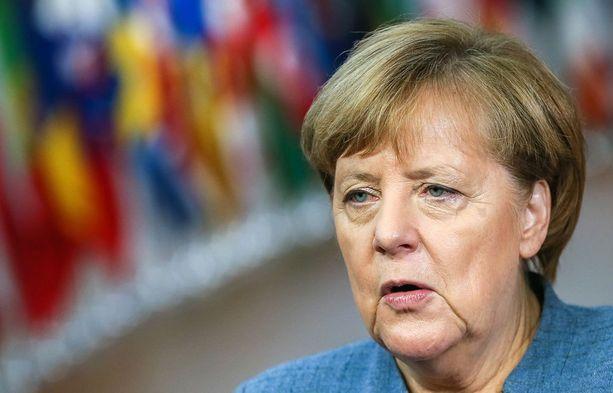 Angela Merkelin liittokansleriuran jatko on vaakalaudalla.