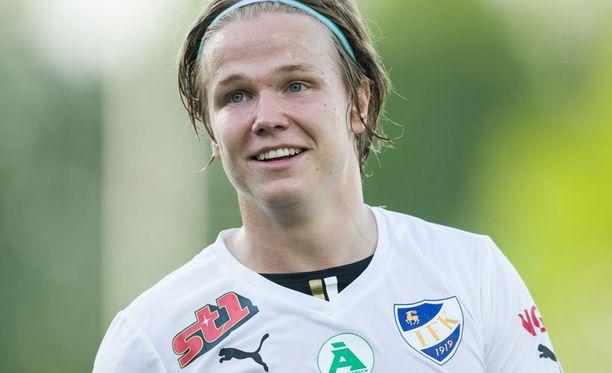 IFK Mariehamnin Petteri Forsellin elokuu oli mainio.