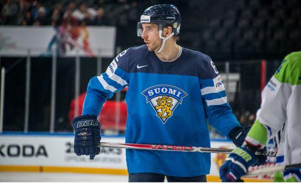 Oskar Osala jätti MM-kisat väliin kolme vuotta sitten, koska koki ettei olisi pystynyt auttamaan joukkuetta.