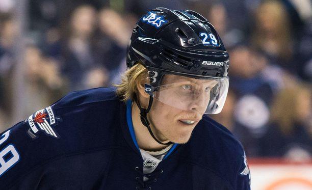 Patrik Laineesta odotetaan NHL:n maalikuningasta lähivuosina.